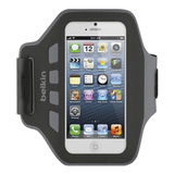 Belkin Ease-Fit Armband for iPhone 5/5S (Blacktop)