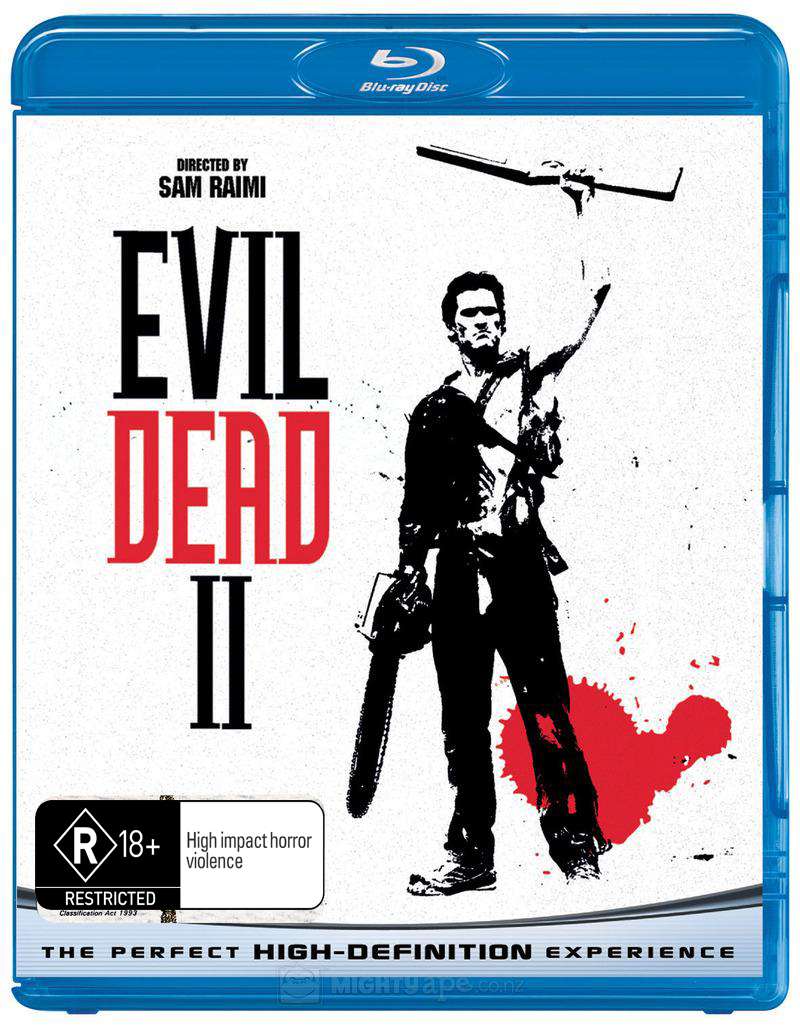 Evil Dead 2 on Blu-ray image