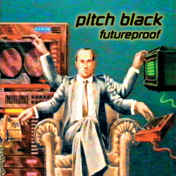 Futureproof (2CD) by Pitch Black