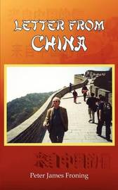 Letter From China by Peter James Froning image