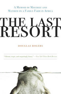 The Last Resort by Douglas Rogers image