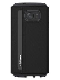 Tech21 Samsung GS7 Edge Evo Wallet (Black)