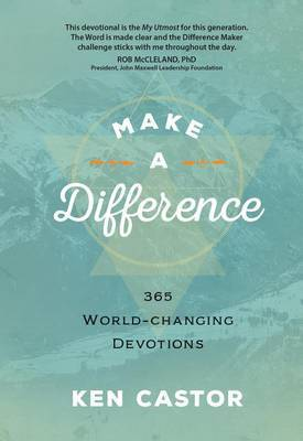 Make a Difference by Ken Castor image