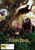The Jungle Book (2016) DVD