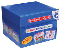 Little Leveled Readers: Level C Box Set: Just the Right Level to Help Young Readers Soar! by Scholastic Inc