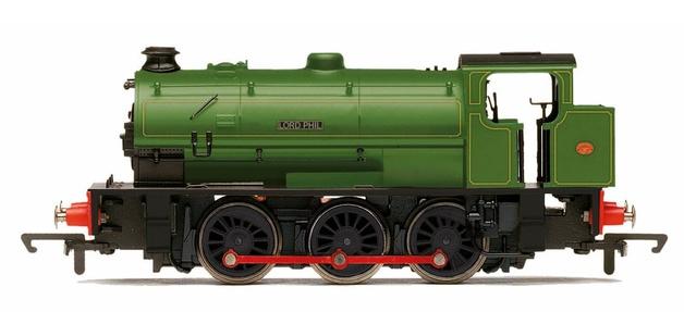 Hornby: Hunslet GPCS 0-6-0ST 'Lord Phil' J94 Class