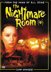 The Nightmare Room - Camp Nowhere on DVD