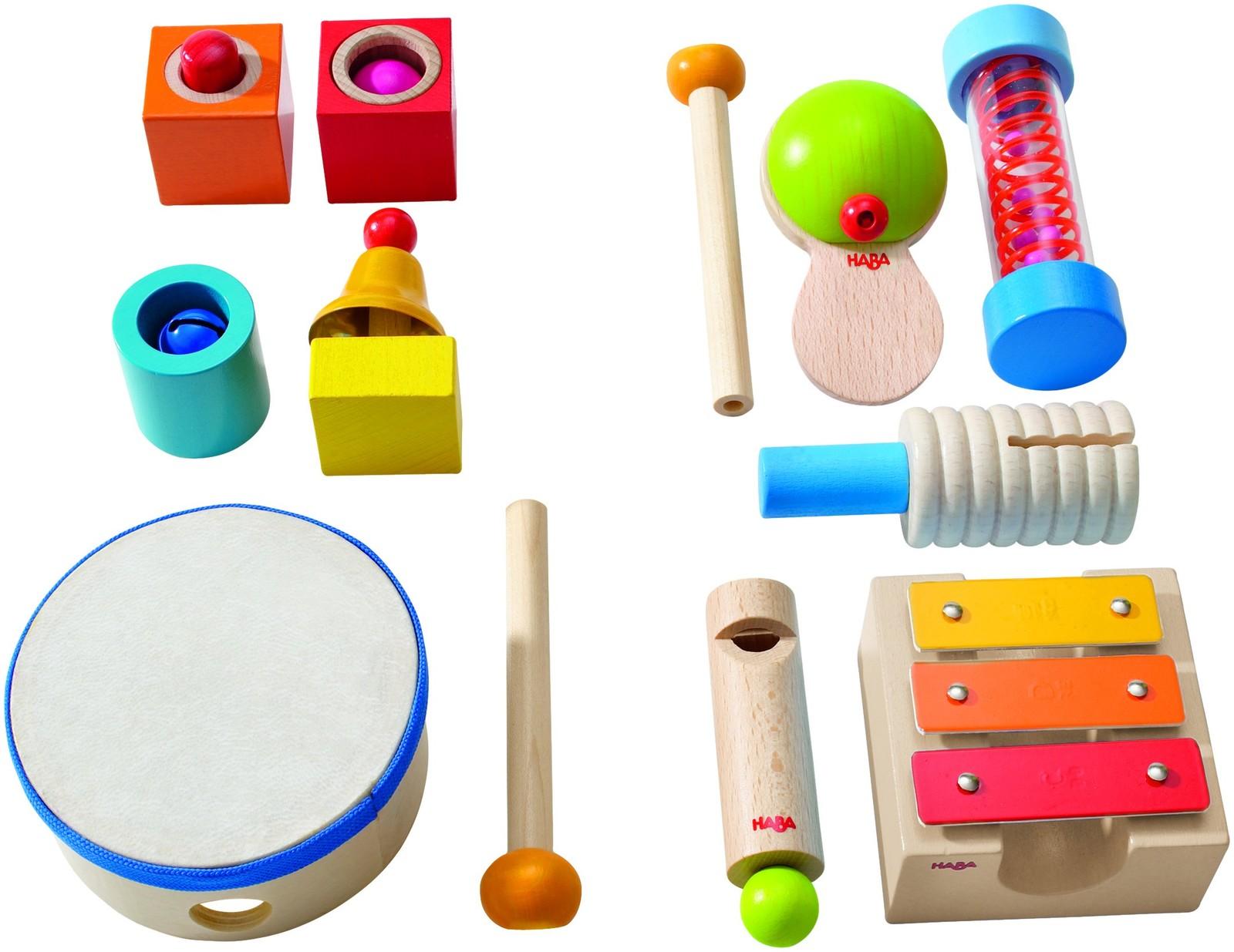 Haba: Big Sound Workshop - (12 Piece) image