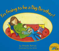 I'm Going to Be a Big Brother! by Brenda Bercun image