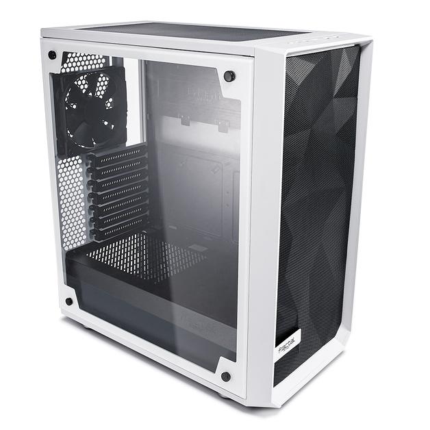 Fractal Design Meshify C Tempered Glass - White
