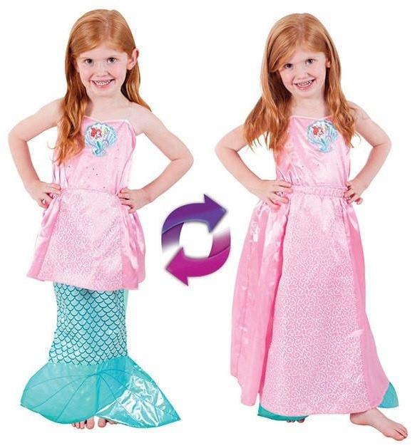 Disney: Ariel Ballroom - Transforming Dress (Ages 6-8)