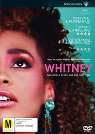 Whitney (2018) on DVD