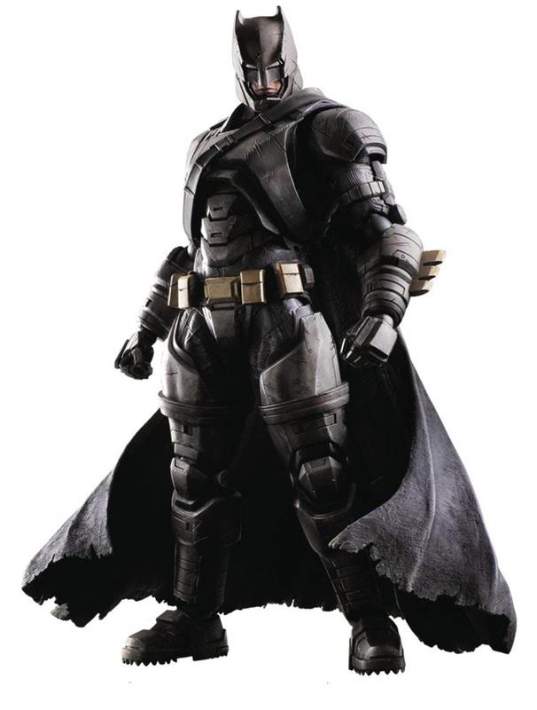 Batman vs Superman - Armoured Batman Play Arts Kai Figure