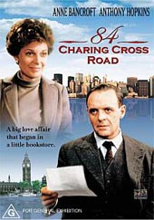 84 Charing Cross Road on DVD
