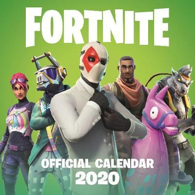 FORTNITE Official 2020 Calendar by Epic Games