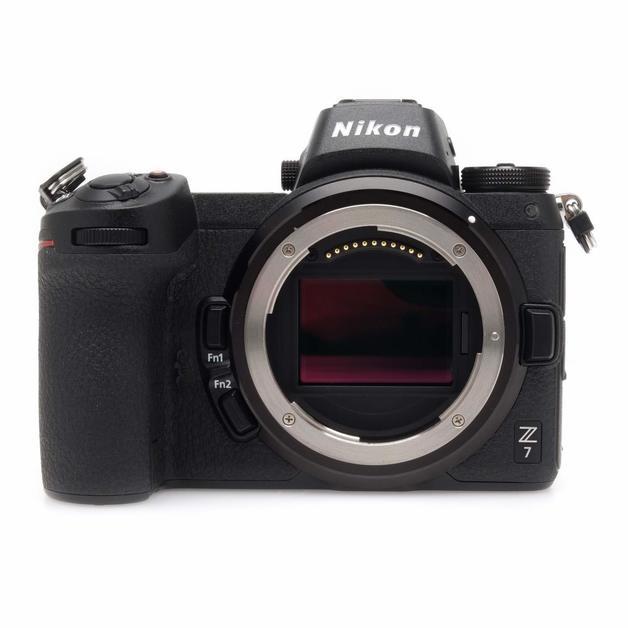 Nikon Z7 Mirrorless Digital Camera with FTZ Mount Adapter