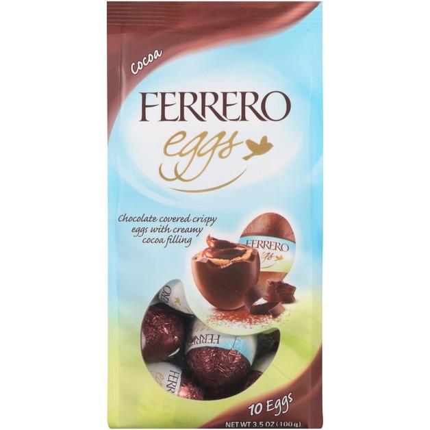 Ferrero: Mini Cocoa Eggs (100g) 10pk