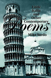 Little Italia and Other Contemporary Poems by Mike Sardo image