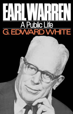 Earl Warren by G.Edward White image