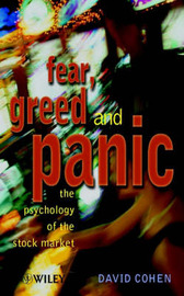 Fear, Greed and Panic by David Cohen image
