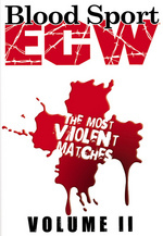 WWE - Blood Sport: ECW - The Most Violent Matches: Vol. 2 (2 Disc Set) on DVD
