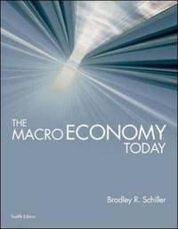 The Macro Economy Today with Connect Plus by Bradley R Schiller image