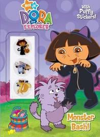 Dora the Explorer: Monster Bash! with Sticker image