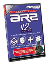 Action Replay 2 V2 Upgrade for PS2