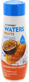 Sodastream Fruits - Passionfruit Mango (440ml)
