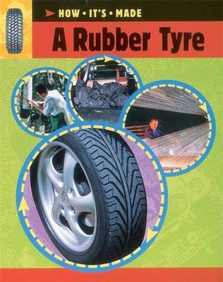 A Rubber Tyre by Sarah Ridley