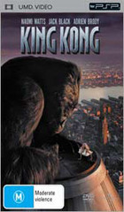 King Kong for PSP