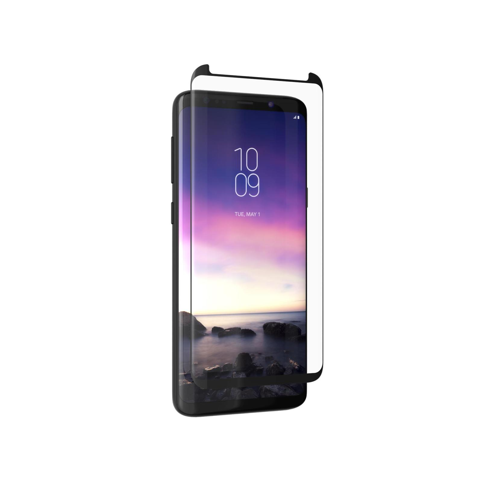 InvisibleShield Glass Curve Elite-Samsung S9 2018 -Case Friendly -Screen image