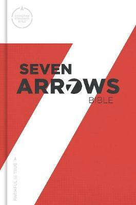 CSB Seven Arrows Bible, Hardcover by Csb Bibles by Holman