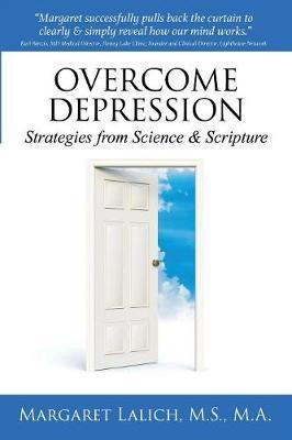 Overcome Depression by M S M a Lalich image