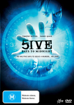 5ive Days To Midnight (Five Days To Midnight) on DVD