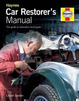Car Restorer's Manual by Lionel Baxter