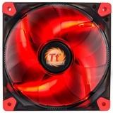 120mm ThermalTake Luna Case Fan - Red LED