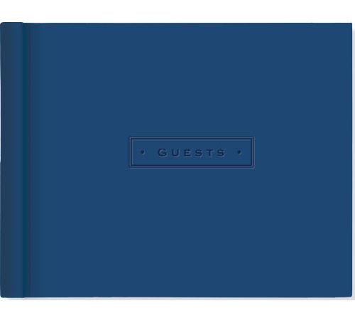 Artisan Guest Book (Midnight)