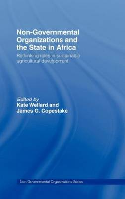 Non-Governmental Organizations and the State in Africa image