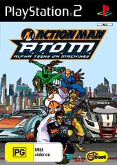 Action Man: ATOM for PlayStation 2