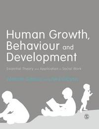 Human Growth, Behaviour and Development by Neil Gibson