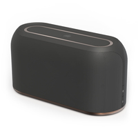 Ministry of Sound Audio L Plus Portable Bluetooth Speaker (Charcoal/Copper)