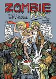 Zombie Punk by R L Migdal