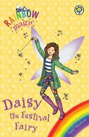 Daisy the Festival Fairy by Daisy Meadows