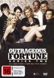 Outrageous Fortune - Season 2 on DVD image