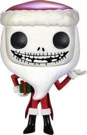 Nightmare Before Christmas - Santa Jack Pop! Vinyl Figure