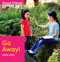 Go Away! by Janine Amos image