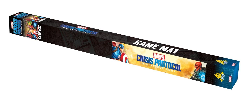 Marvel Crisis Protocol Miniatures Game Mat image