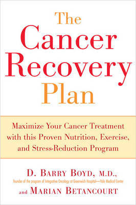 Cancer Recovery Plan by Barry Boyd image