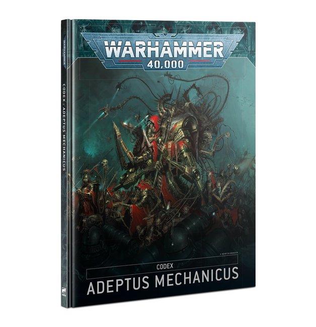 Warhammer 40,000 Codex: Adeptus Mechanicus (9th Edition)